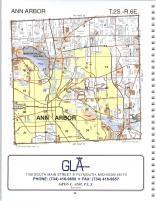 Ann Arbor T2S-R6E, Washtenaw County 1999